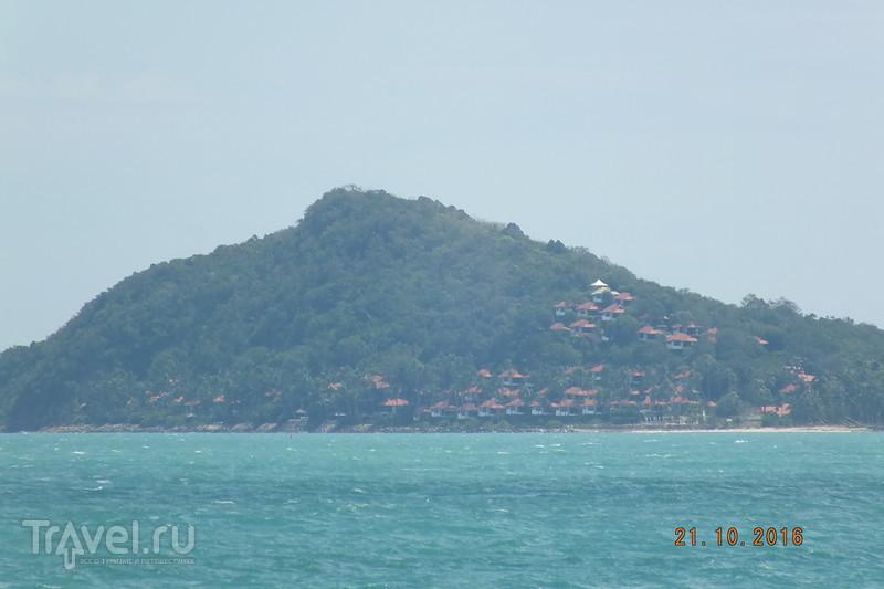 Таиланд. Остров Самуи. На пляже Maenam / Таиланд