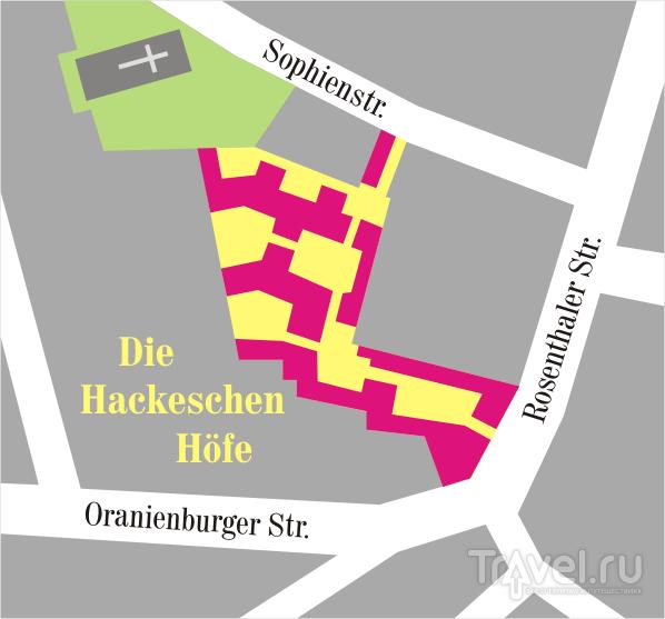 Берлин: истории с нашего Хакского двора / Фото из Германии