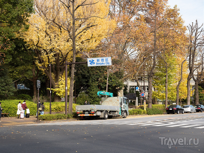 Города и деревни Токио / Фото из Японии