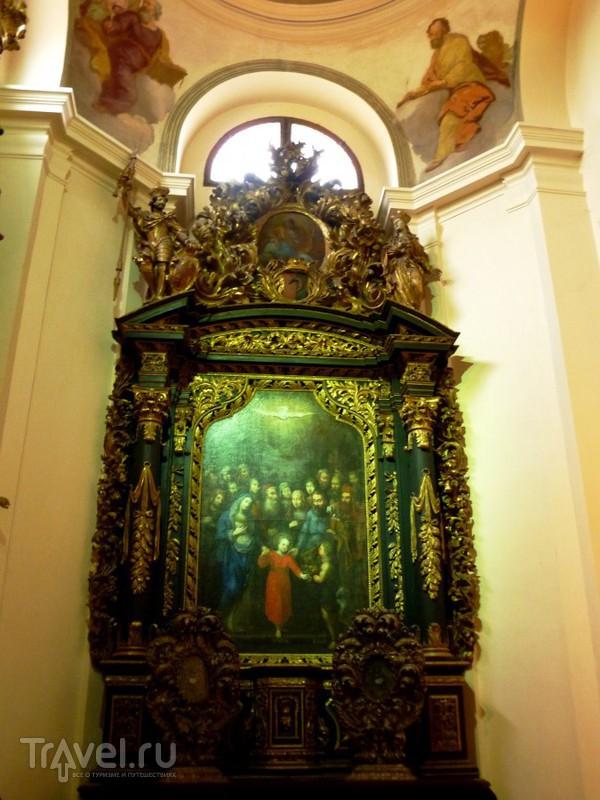 Пражская Лорета: амбит и Храм Рождества Господня / Чехия
