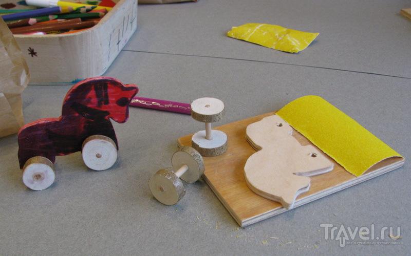 Экспонаты музея игрушек Miiamilla