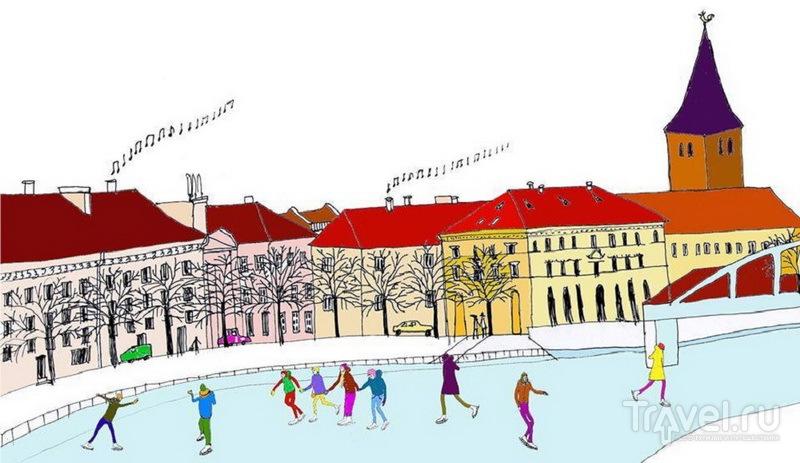 Зимний музыкальный фестиваль в Тарту
