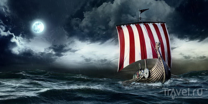 """Выставка """"Викинги: жизнь за пределами легенды"""" в Морском музее Эстонии"""