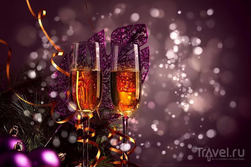 Новый год в ресторане Sume отеля Tallink City Hotel