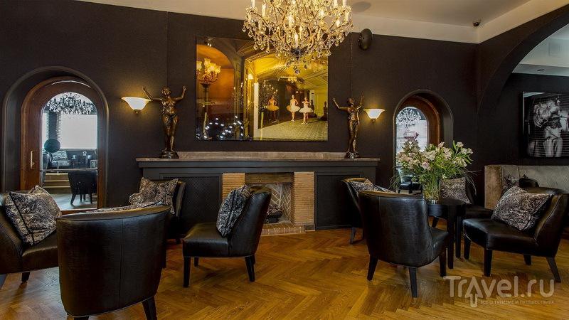 Самый роскошный пятизвездочный отель St. Petersbourg