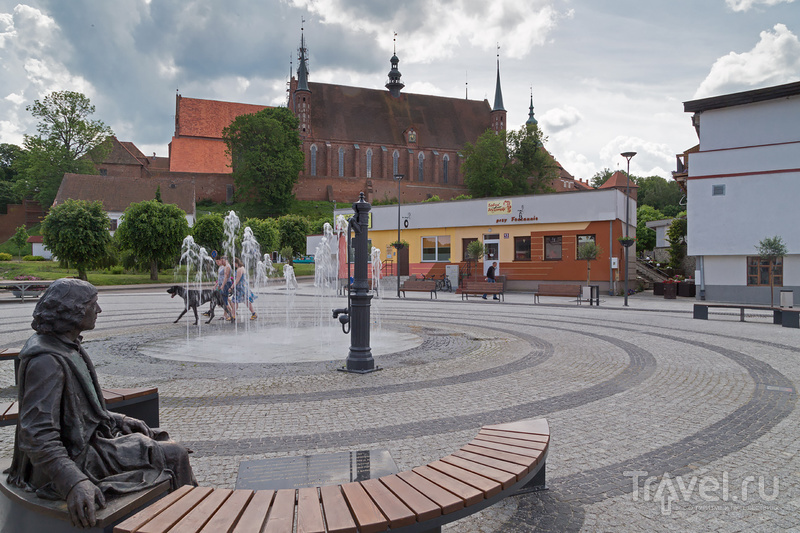 Фромборк: здесь творил Коперник / Фото из Польши
