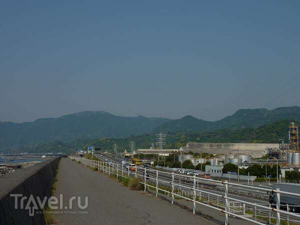 В Осаку на велосипеде. Сто видов Фудзи / Япония
