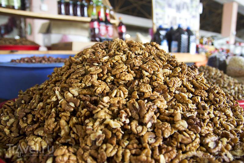 Вся Аджария в одном месте. Батумский рынок / Фото из Грузии