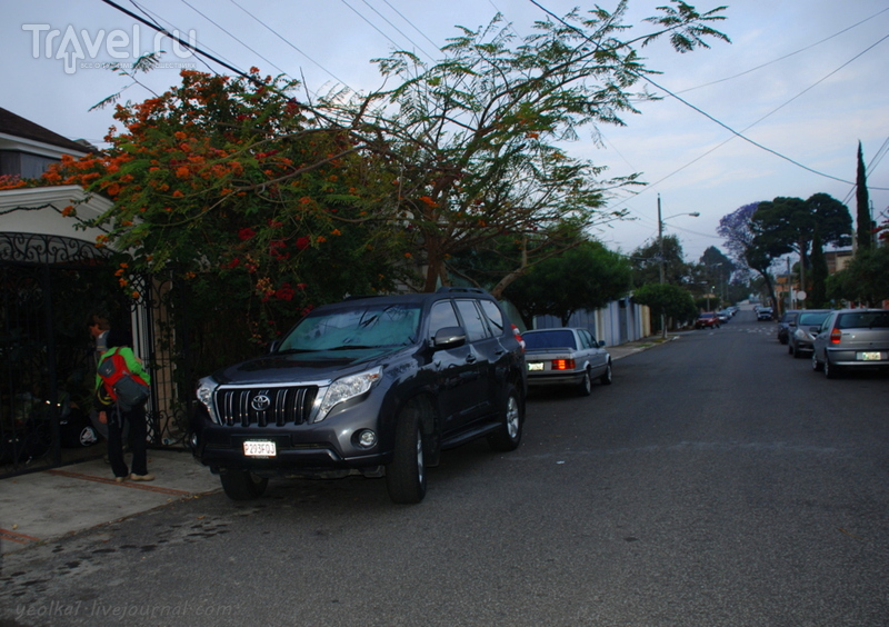 Мексика-Гватемала-Гондурас. Логистика путешествия - транспорт / Мексика
