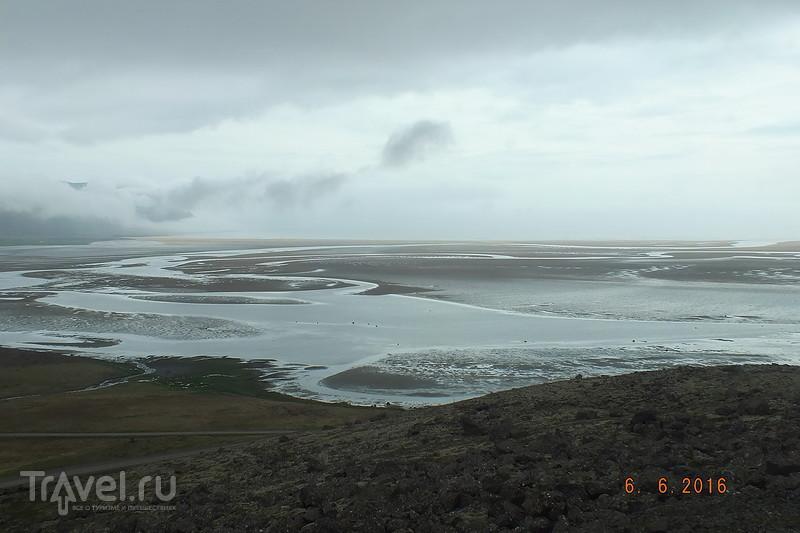Исландия. Скалы Latrabjarg / Фото из Исландии