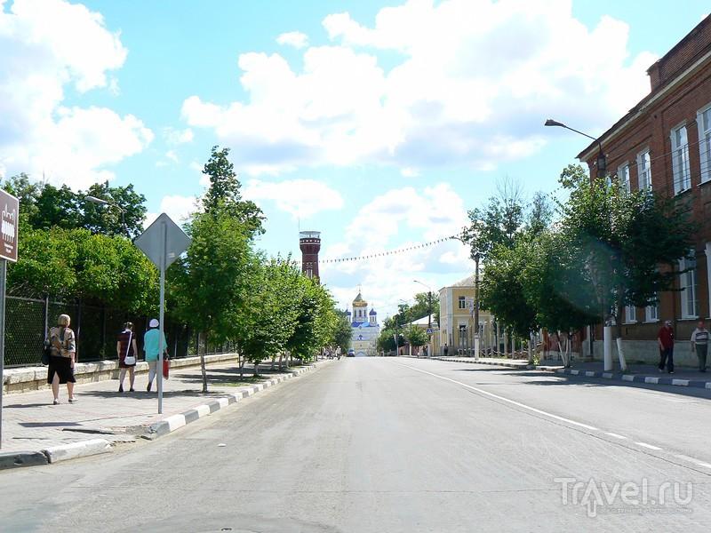 Липецкая обл. Транзитный Елец / Россия