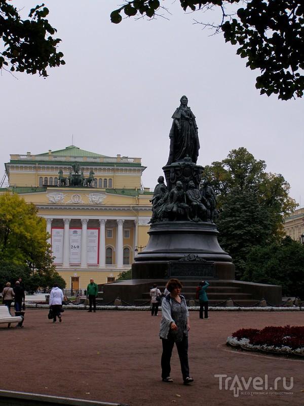 Санкт-Петербург. Среди сущностей / Россия