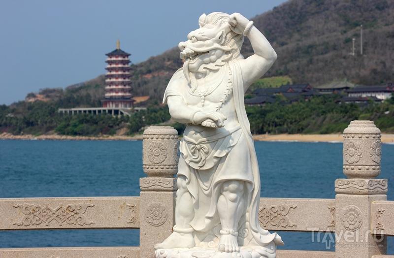 Центр буддизма Нань Шань / Китай