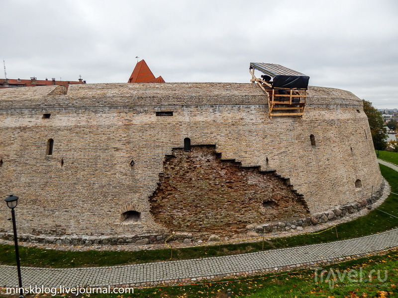 Исторический Вильнюс / Фото из Литвы