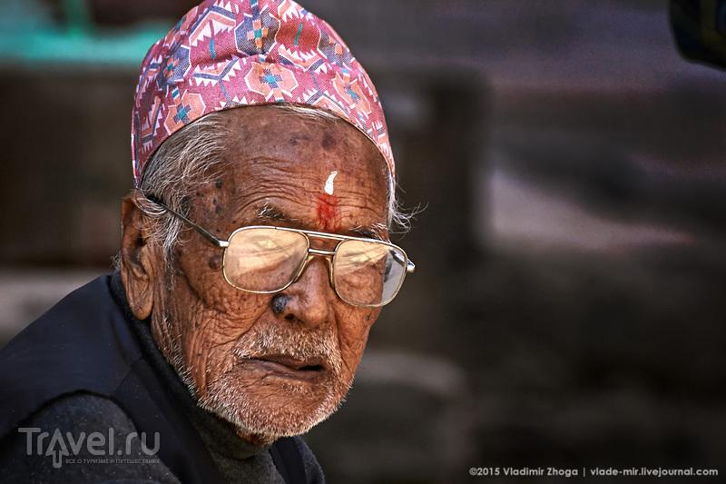 Непал - первые впечатления / Фото из Непала