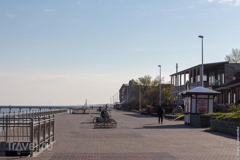 Зеленоградск, Калининградская область, Россия: прогулки по улицам / Фото из России