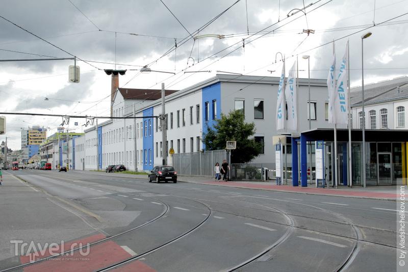Трамваи Граца / Австрия