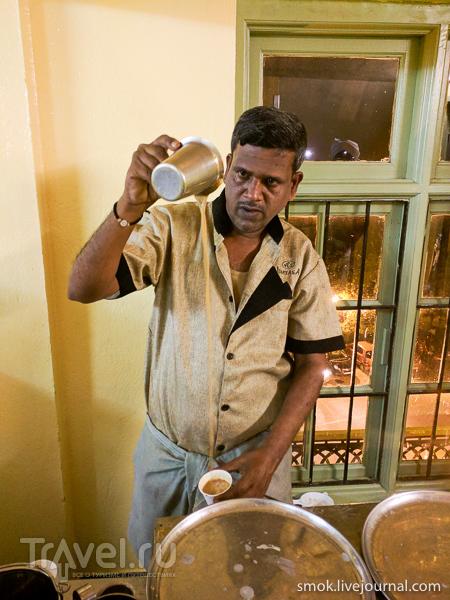 Индия, городская жизнь Ченнаи / Индия