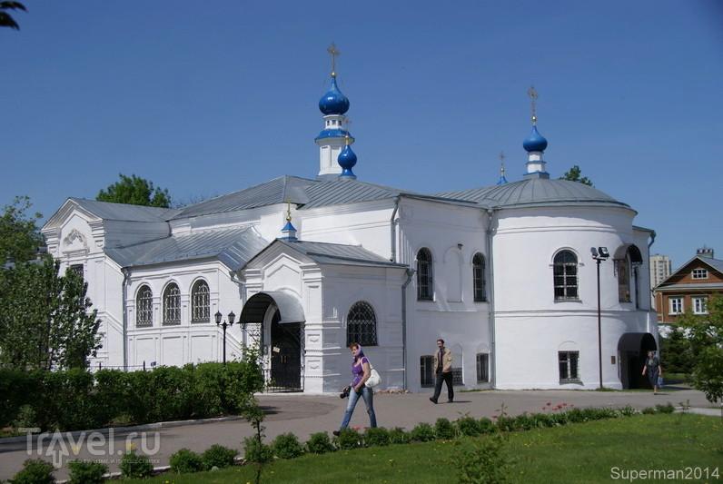 Свято-Успенский Княгинин монастырь / Россия
