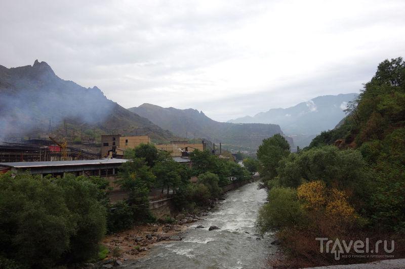 Алаверди: мост с кошками. Самое жуткое место Армении / Армения