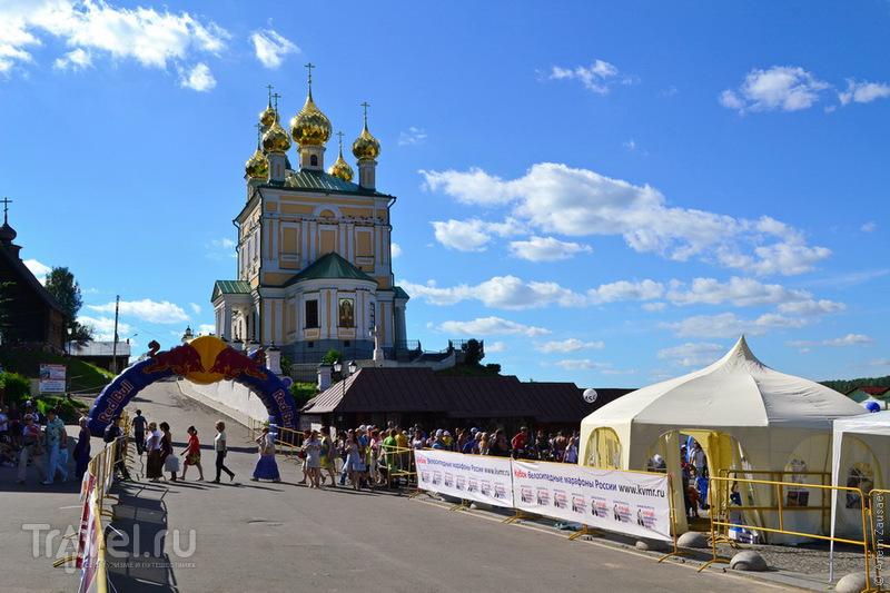 Золотое кольцо России. Плёс / Россия