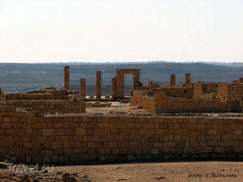 Город на пути благовоний / Израиль