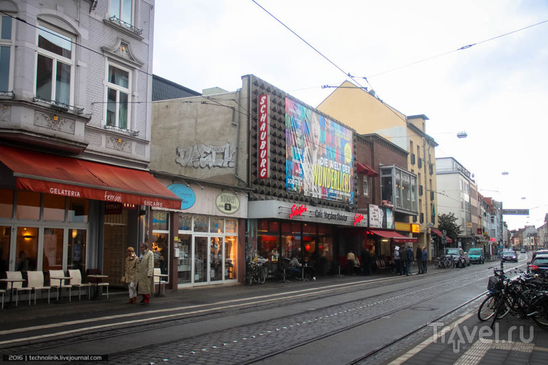 Das Viertel - душа Бремена / Фото из Германии