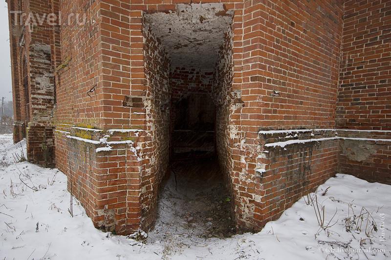 Сталкерские церкви. Ульяновская область / Россия