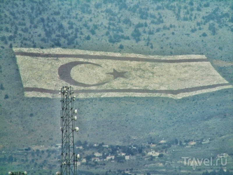 Никосия, которую мы потеряли. Виды с недоступной более смотровой площадки / Фото с Кипра