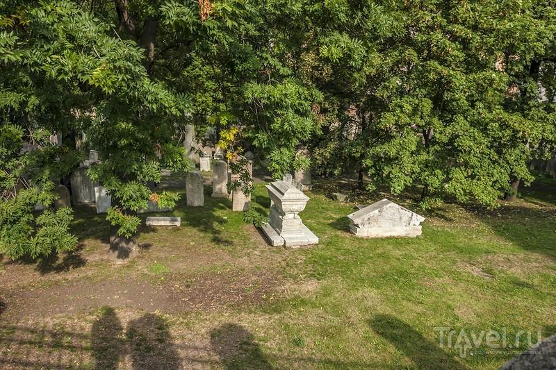 Как бесплатно сфотографировать Старое Еврейское кладбище в Праге / Чехия
