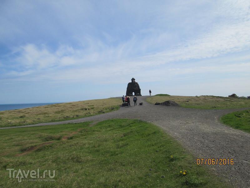 Возвращение в Рейкьявик / Фото из Исландии