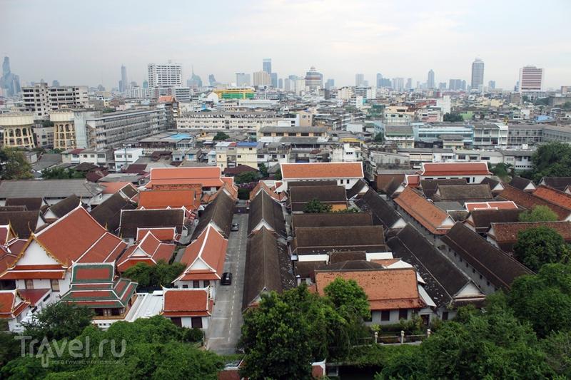 Бангкок. Старый центр / Таиланд