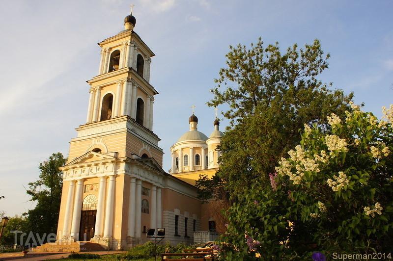 Село Спас-Заулок / Россия