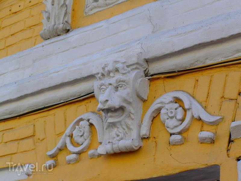 Киев. Подол. От Андреевского спуска до Почтовой площади / Украина