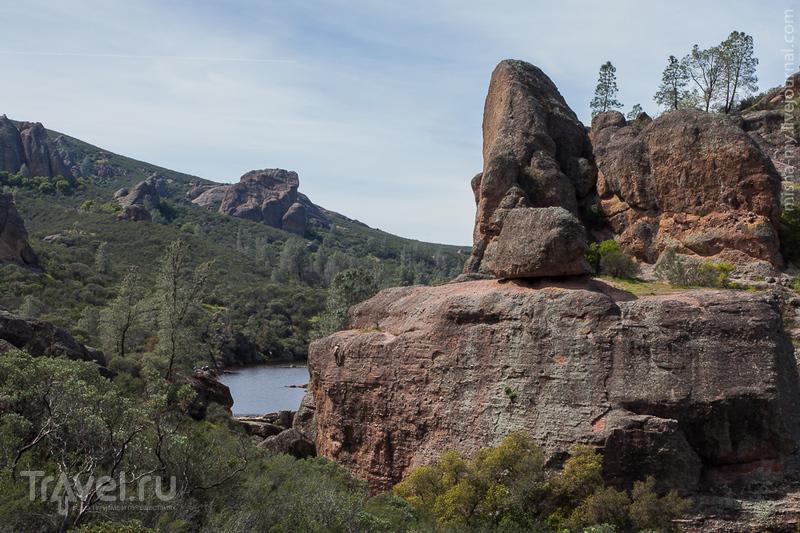 Национальный парк Pinnacles / Фото из США