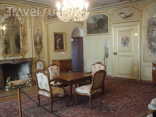 Chateau de Gruyeres / Швейцария