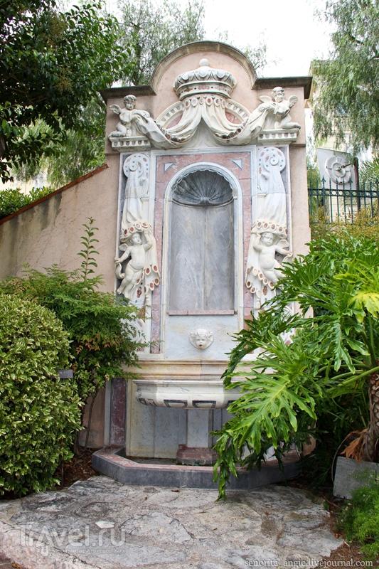 Сады Святого Мартина. Самые старые сады Монако / Монако