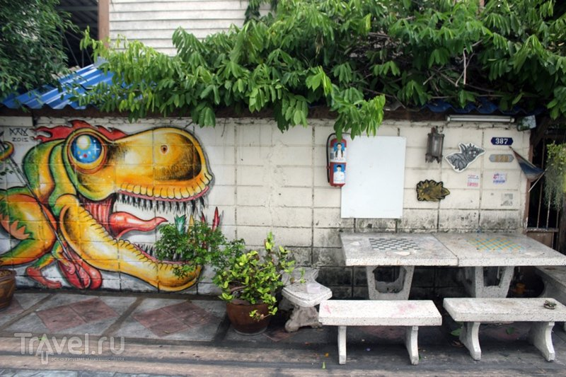 Бангкок. За рекой / Таиланд