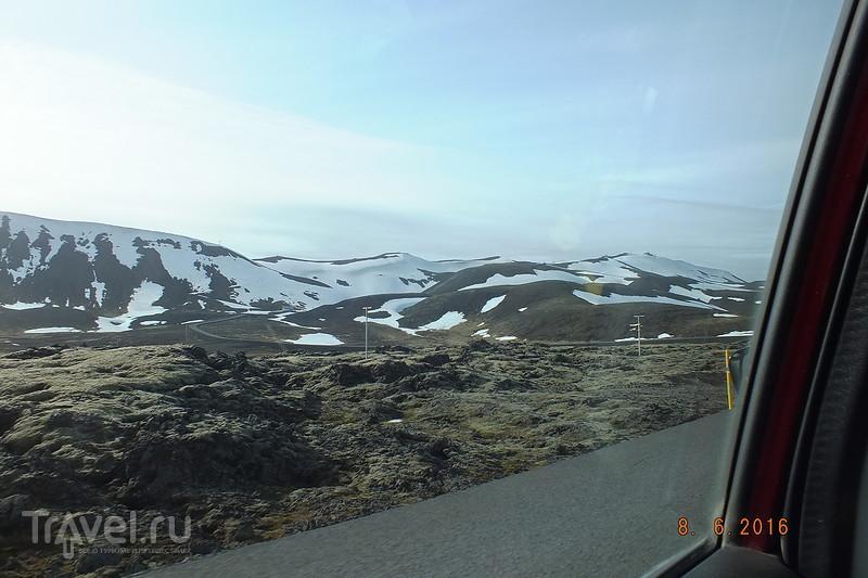 Экскурсия в кратер вулкана Thrihnukagigur / Фото из Исландии