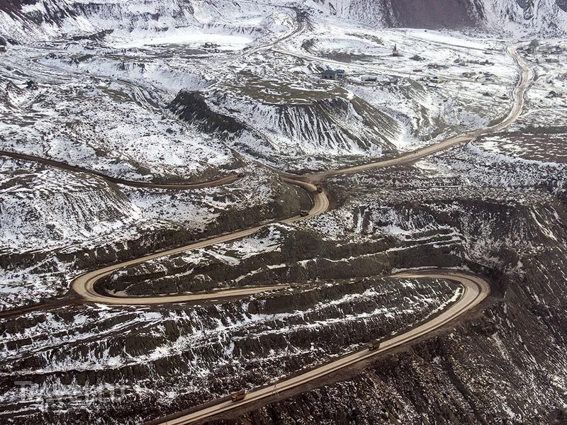 Немного зимнего Памира / Таджикистан