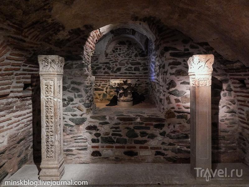 Салоники. Наследие ЮНЕСКО / Фото из Греции