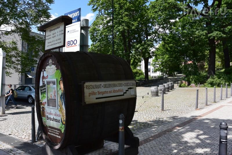 Пивной вопрос или в Дрездене - пить! / Германия