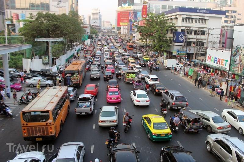 Бангкок. Деловой центр / Фото из Таиланда