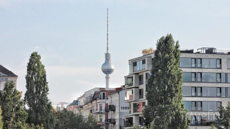 Район Пренцлауер-Берг - берлинский Монмартр / Фото из Германии