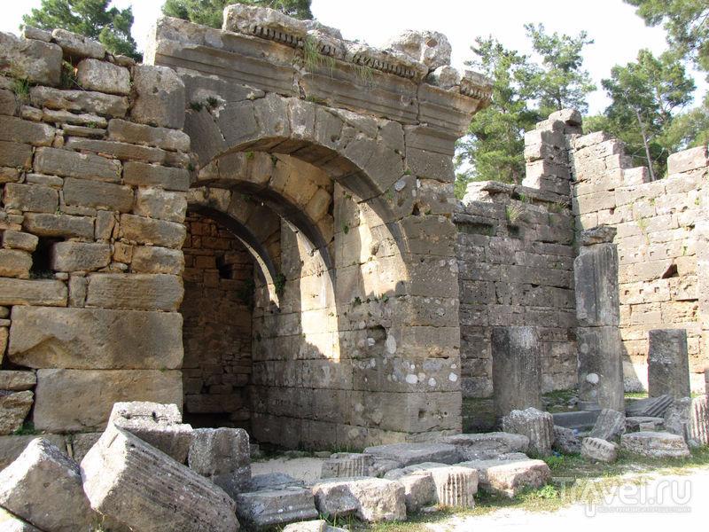 Неизвестная Турция. Древняя Селевкия / Фото из Турции