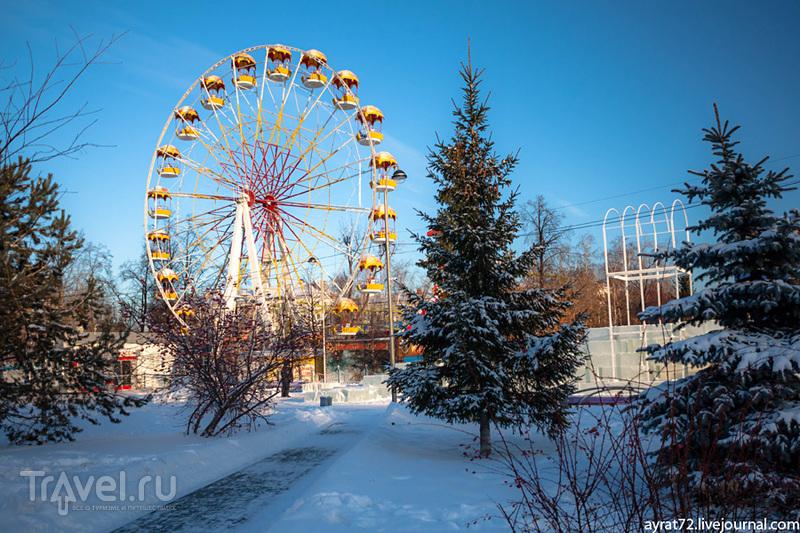 Десять причин посетить Тюмень в новогодние каникулы / Россия