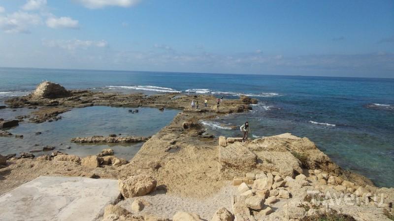 Завершающий аккорд - Кейсария и Акко / Фото из Израиля