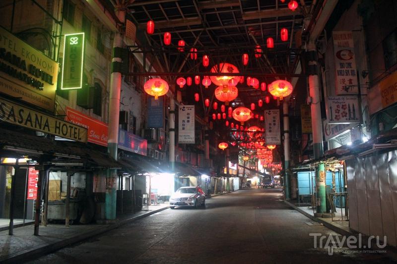 Куала-Лумпур. Улица Петалинг / Фото из Малайзии