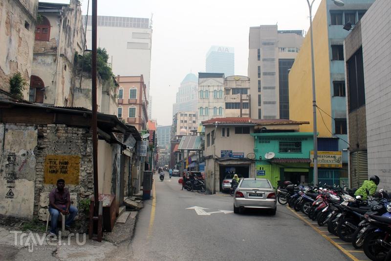 Куала-Лумпур. Старое / Малайзия