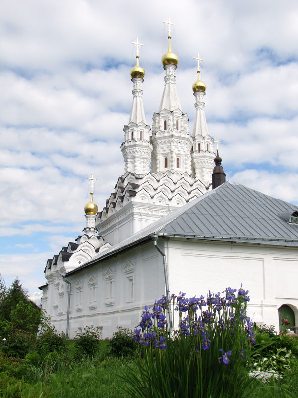 Вязьма, Смоленская область. Проезжали мимо / Россия